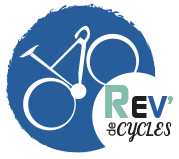 Logo REV de Cycles